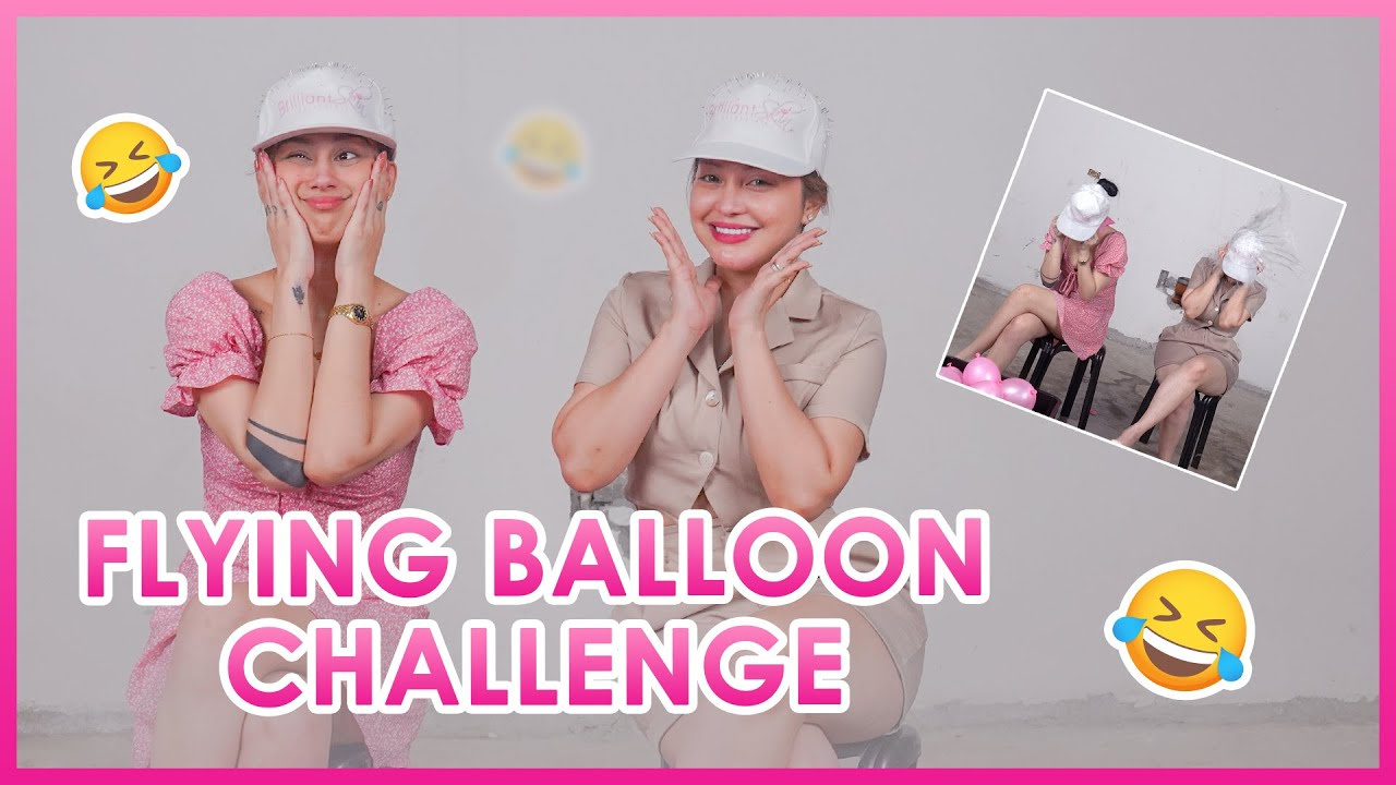 Download Flying Balloon Challenge with @Zeinab Harake   Miss Glenda
