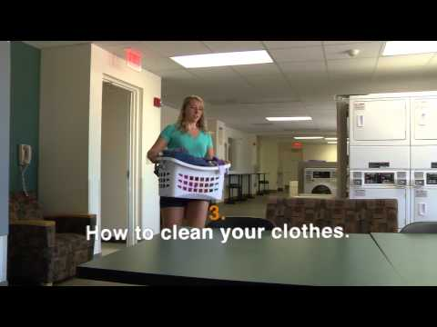 Doing Laundry - The Owner's Manual of Adulthood - Life Skills for College Students