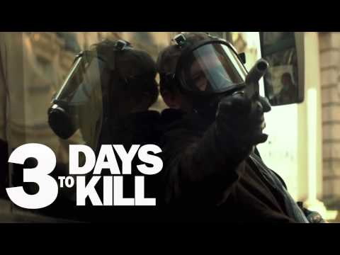 3 days to kill trailer song problem