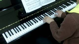 Bastien Piano Basics Level 4 Piano No.43 He's Got the Whole World in His Hands (P.41)
