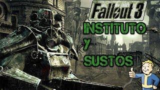 CAMINO AL INSTITUTO TECNOLOGICO FALLOUT 3
