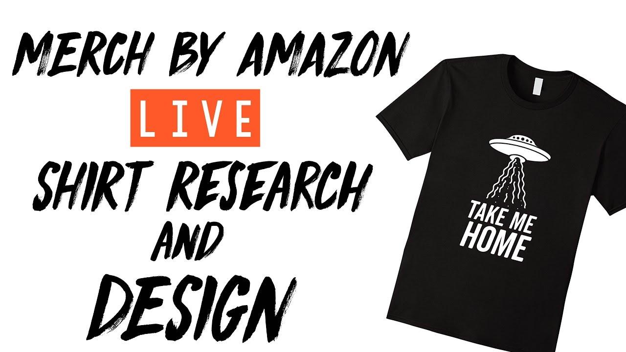 ba8512517 Merch by Amazon - Adobe Illustrator Live T-Shirt Design - YouTube