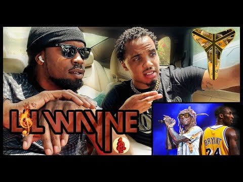 """Lil Wayne Honors Kobe Bryant With Performance Of His 2009 Track """"Kobe Bryant"""" 