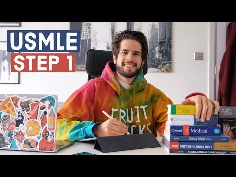 USMLE Step 1 High Yield Study Tips | KharmaMedic