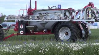 Cereals 2015: The sprayers