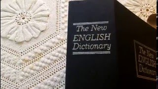 Ohuhu Dictionary Diversion Book Safe How too and Review #Boosafe