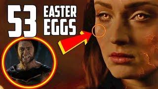 Every Dark Phoenix Easter Egg