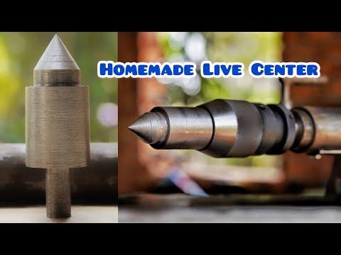 #LiveCenter #HomemadeLathe #DiyLathe, Need Live Center For My Homemade Lathe.