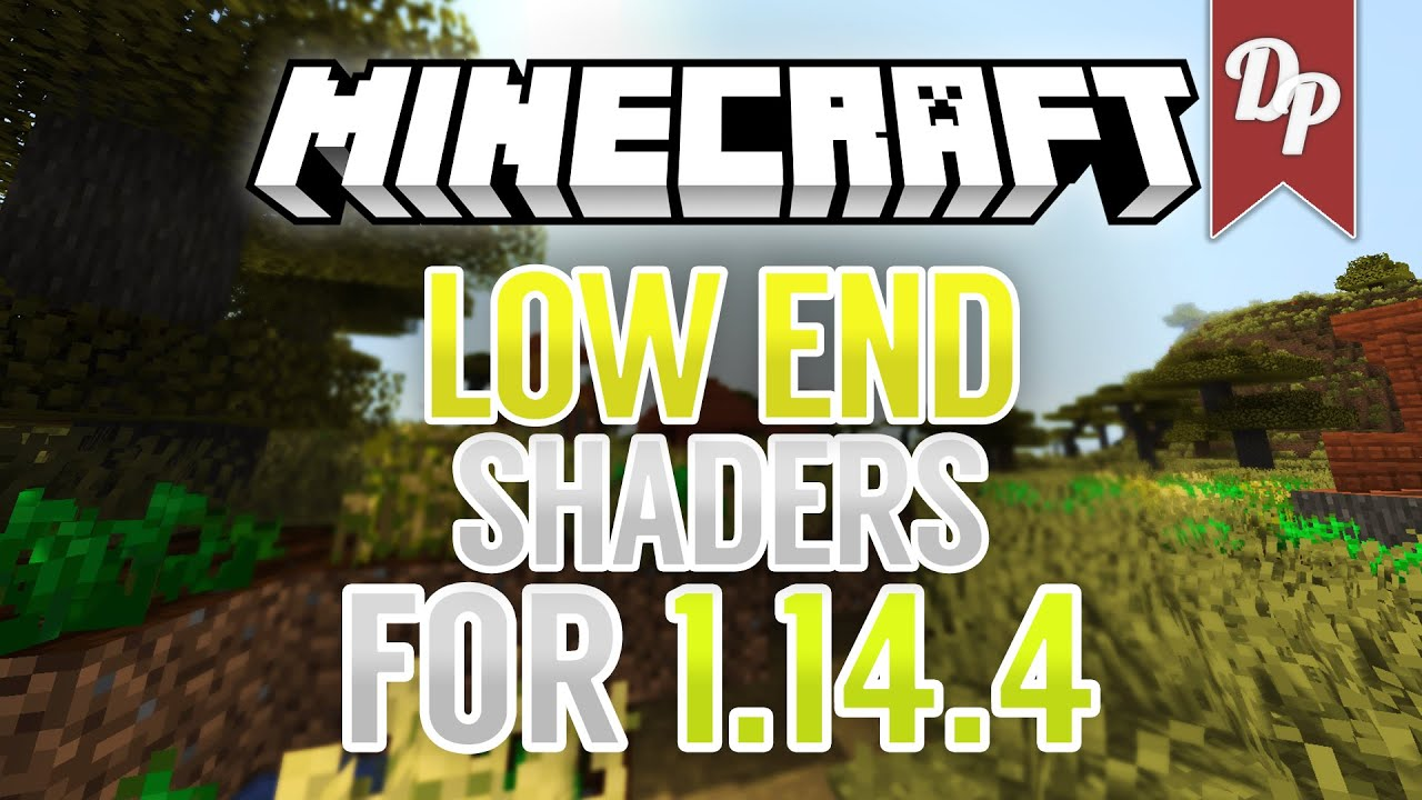 Best Low End PC Minecraft Shaders 8.88.8 / 2089  Minecraft Shaders