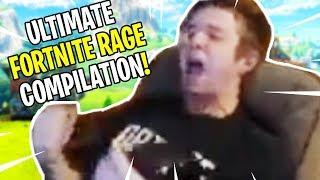 ULTIMATE Fortnite RAGE Compilation! #13