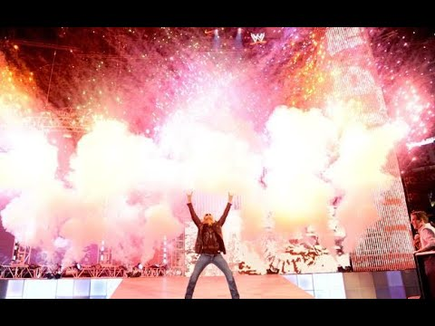 Wrestling: The BEST Entrances With Pyro