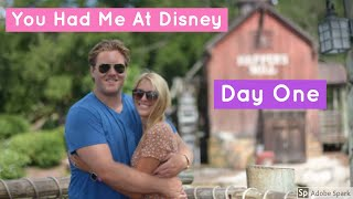 Disney Vlog Day One: A Busy Epcot morning!