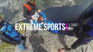 EXTREME SPORTS - A Short Clip