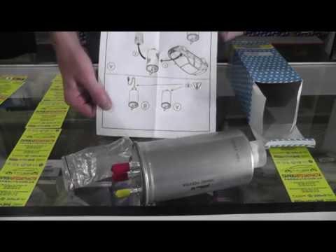 Топливный фильтр  Рено Дастер Логан Сандеро PURFLUX FCS772A