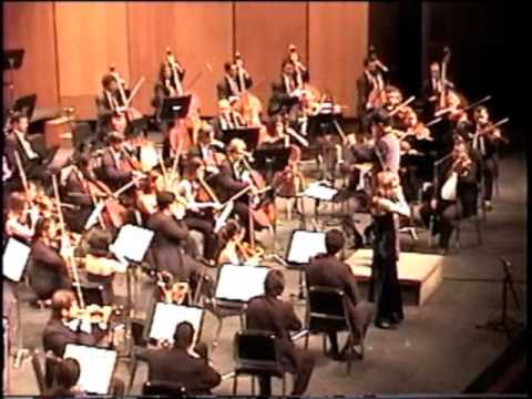 Sibelius Violin Concerto - mov. I (part1)