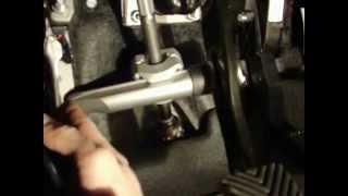 100 2731(блокиратор рулевого вала Гарант 318F на автомобиле Киа Рио 3., 2014-12-05T13:51:55.000Z)