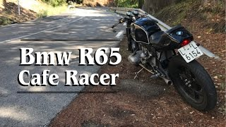 Bmw R65 Cafe Racer Project