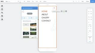 How to Customize Your Site Menu on Mobile | Wix.com