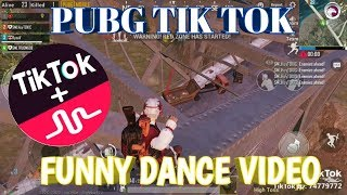 PUBG TIK TOK FUNNY DANCE VIDEO AND FUNNY MOMENTS  [PART 37] || BY EAGLE BOSS