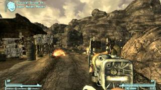 Fallout: New Vegas - The Disintegrator (Developer Weapons)