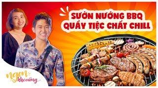 Ngon Khó Cưỡng | Tập 22 | Chán cơm thèm thịt - Ăn sườn nướng BBQ! | Food Review