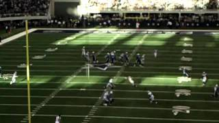 Dallas Cowboys vs Tennessee Titans 2010