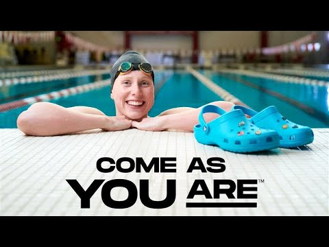 Crocs -- A Day in the Life in Lilly King's Crocs | Come As You Are