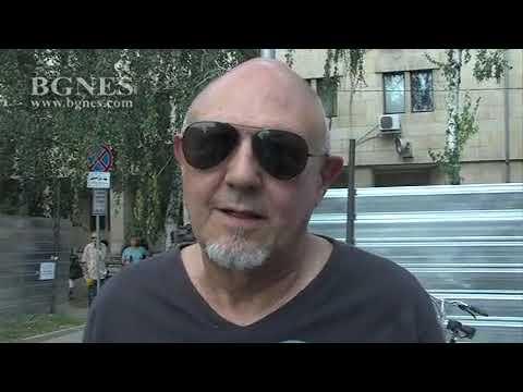 Изпратиха високо в небето звездата на басиста на ФСБ Ивайло Крайчовски