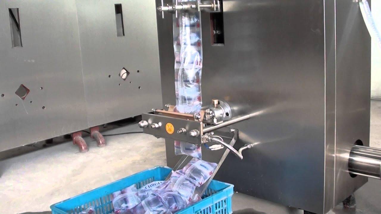 Koyo Water Sachet Filling And Sealing Machine Koyopacker