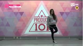 Baixar Produce 101 Pick Me evaluation - Happyface Kim Jayeon