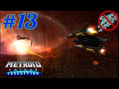 Metroid Prime 3: Corruption No Hypermode Challenge: Part 13 (G.F.S. Valhalla)