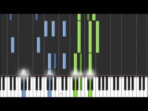Fall Out Boy - Twin Skeleton's (Hotel In NYC) - Piano Tutorial