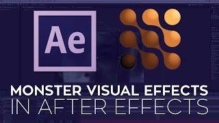 Створити монстра візуальних ефектів в After Effects з монстра інструментарій і мокко АЕ