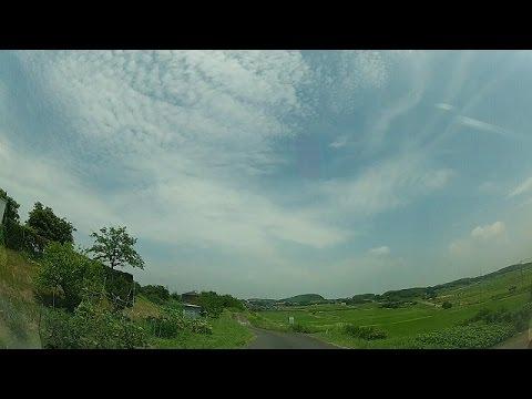 Sunday Drive in Japan