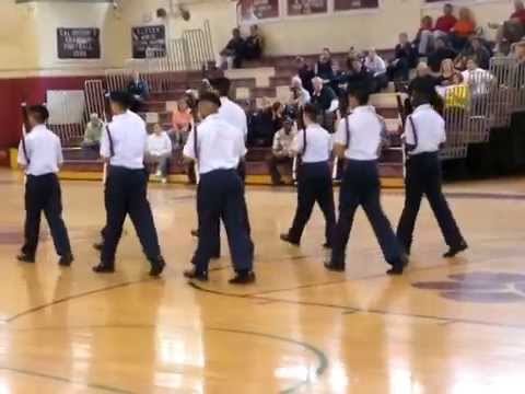 Susan Wagner Armed Drill Team