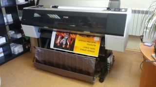 Широкоформатная интерьерная печать в Дизайн-Бюро IQ (EPSON Stylus Pro)(, 2013-05-30T12:25:25.000Z)