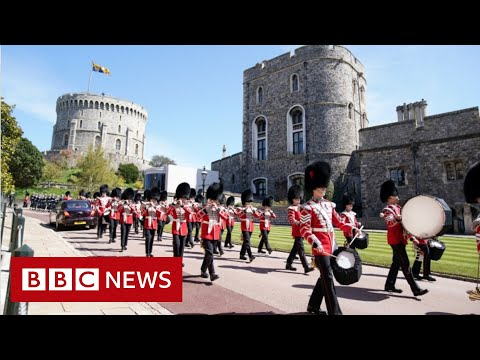 Prince Philip funeral: How the day unfolded - BBC News