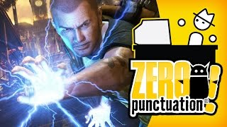 INFAMOUS 2 (Zero Punctuation) (Video Game Video Review)