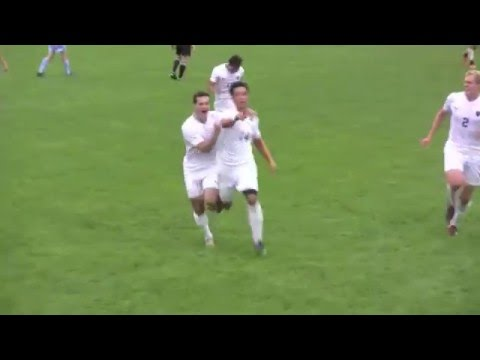 2015 Amherst Soccer Season Highlight Video