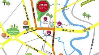 Chung cư Green Mark   0915266333