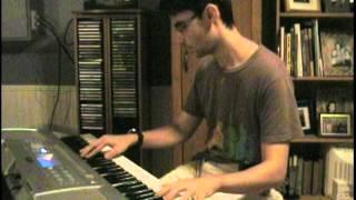 Miles Davis Boplicity jazz piano 7-12-2012