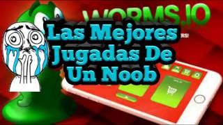 Worms.io Jugando Mi Primera Jugada Gameplay Multiplayer
