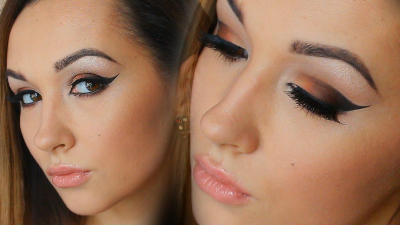 Как сделать красивый осенний макияж быстро рекомендации