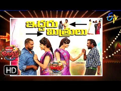 Jabardasth | 1st November 2018 | Full Episode | ETV Telugu