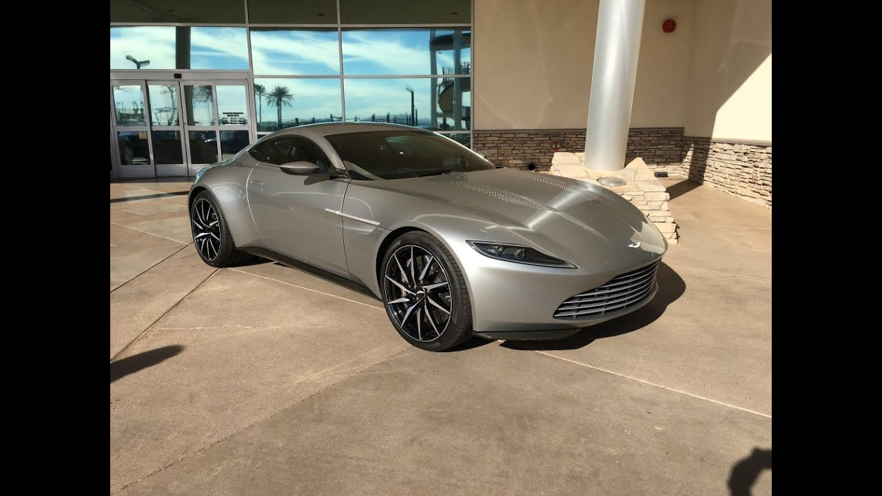 Aston Martin DB At Scottsdale Aston Martin YouTube - Aston martin scottsdale