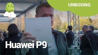 Huawei P9 Unboxing