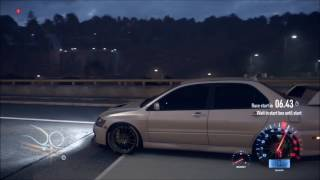 Need For Speed 2015: Evo 9 [993HP]