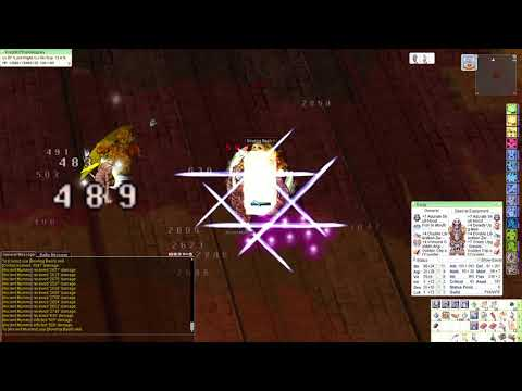 ROPH EXE: Lord Knight Vs Osiris MVP (Valkyrie Server)