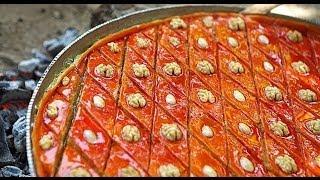 Пахлава Азербайджанская рецепт с фото видео