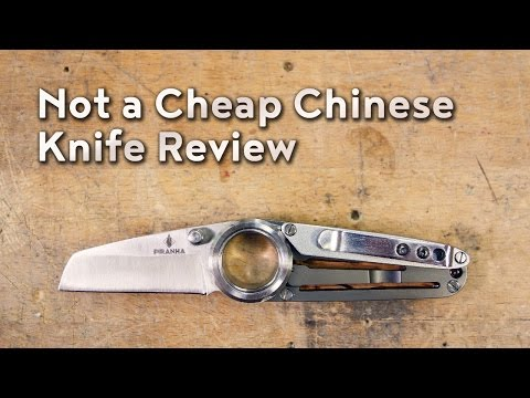 Not a Cheap Chinese Knife Review